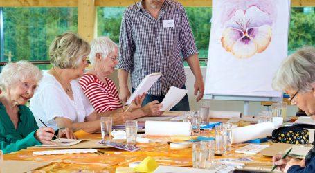 50% en cursos y talleres para jubilados y pensionados