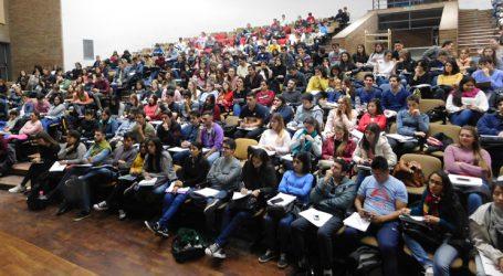 Creando conciencia previsional en la UNC