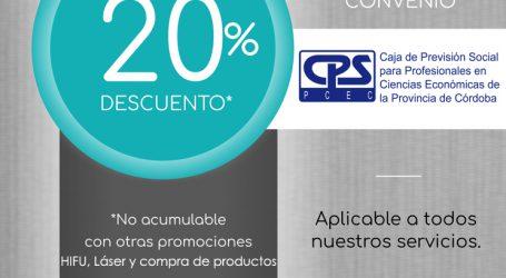 20% de descuento en Andrea Nahás Beauty&Spa Centre