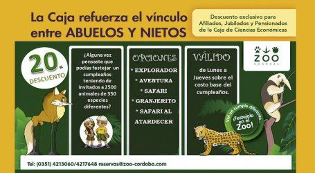 20% En Zoo Córdoba