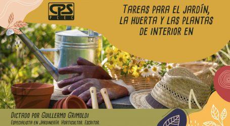 Jardinería – RESPUESTAS a consultas – 6° Charla – 07/10/20
