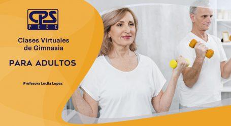 56° Clase de Gimnasia para Adultos – 16/10/20