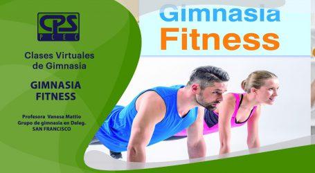 49° Clase de Gimnasia Fitness – 19/10/20