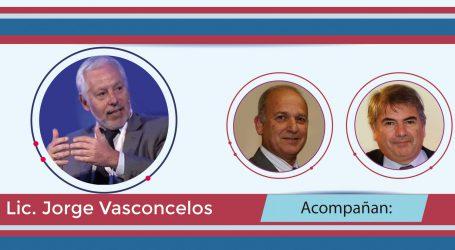 Jorge Vasconcelos en vivo