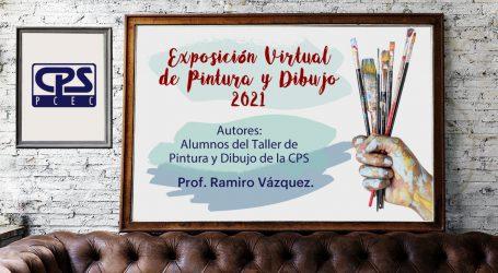 4° Exposición Virtual de Dibujo y Pintura CPS