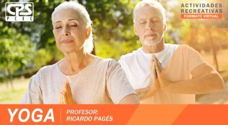 30 ° Clase de Yoga