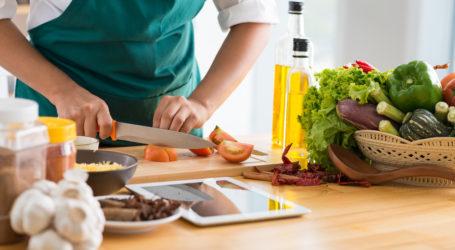 29° Micro de Cocina: «Langostinos apanados servidos con choclos asados»